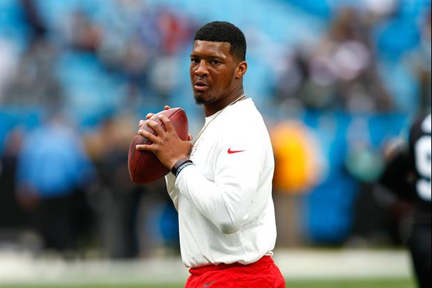 Here's new Saints QB Jameis Winston explaining more on why he signed with the team...