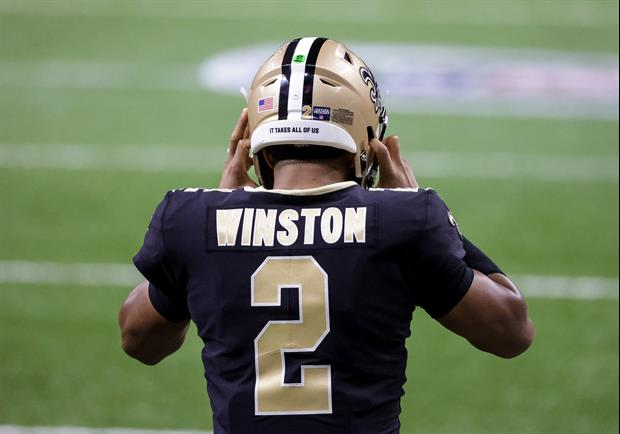 New Orleans Saints QB Jameis Winston Opens Up About His Mindset..........