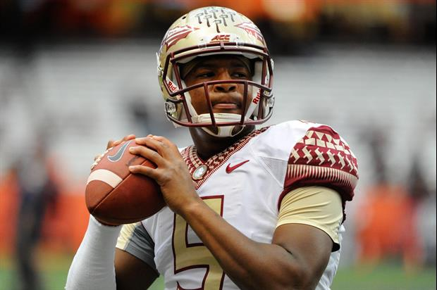 Jameis Winston Explains Why He Shoved That Ref On Saturday