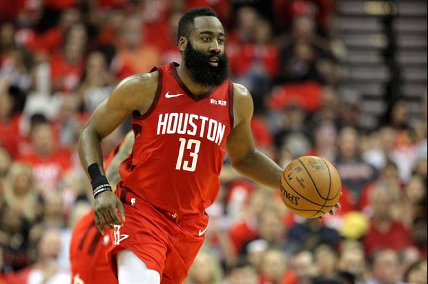 Here Was James Harden's Goodbye To Houston