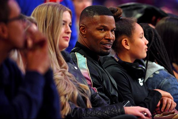Jamie Foxx Does His Impersonation Of A Classic Southern Coach