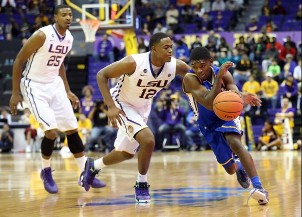 LSU has the 5th best front court in college basketball.