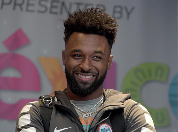 Someone Hacked Into WR Jarvis Landry's Wiki Paged For It To Say He Died On March 9th