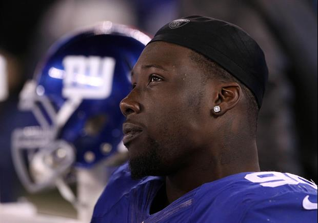 1st Photo Of Jason Pierre-Paul's Hand Since Fireworks Accident