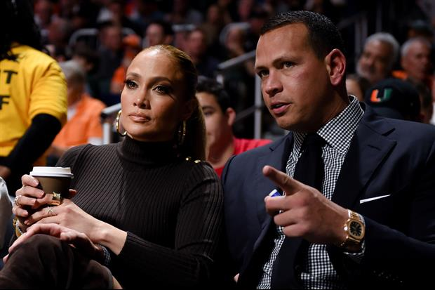 A-Rod & J-Lo Get Sexy For Their 'Flip The Switch' TikTok Challenge Video