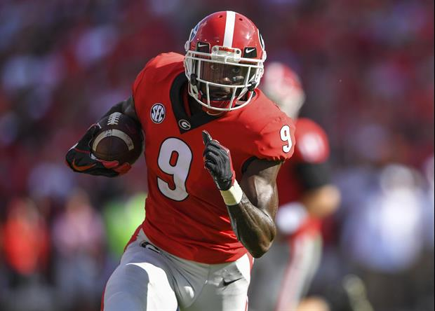 Georgia has dismissed WR Jeremiah Holloman in the wake of assault allegations against him.
