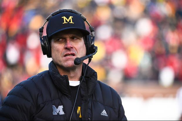 Sounds Like Michigan AD Is Very Happy With Jim Harbaugh As Coach For A Long Time