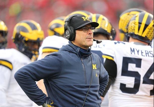Ohio State Vs. Michigan Game Is Officially Canceled