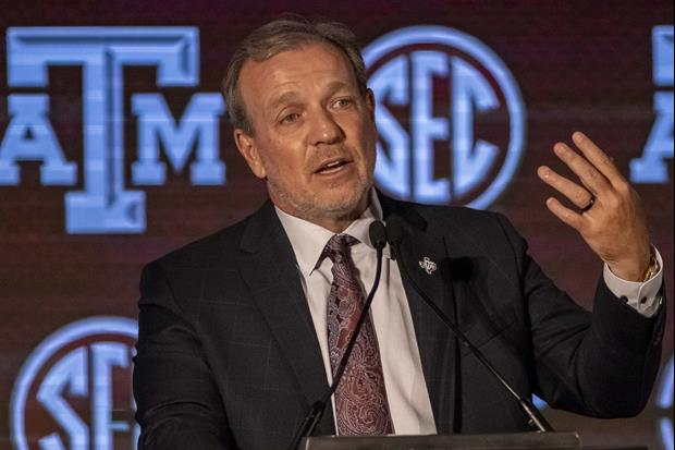 Texas A&M About To Give Jimbo Fisher A HUGE Extension
