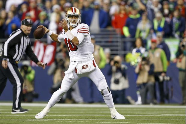 The 49ers Want To Wear These Uniforms In The Super Bowl And The NFL Won't Let Them