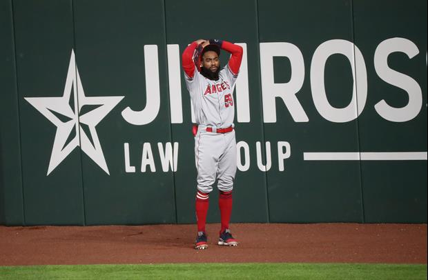 Angels Right-Fielder Jo Adell Shows You The Worst Way To Give Up A Home Run