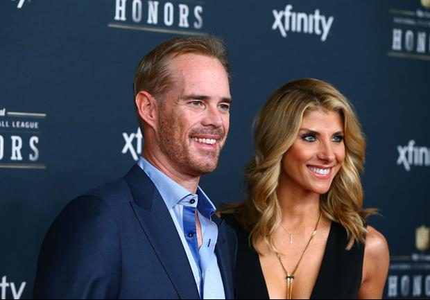 Watch video of Joe Buck Do Play-By-Play Of His Wife With His Son