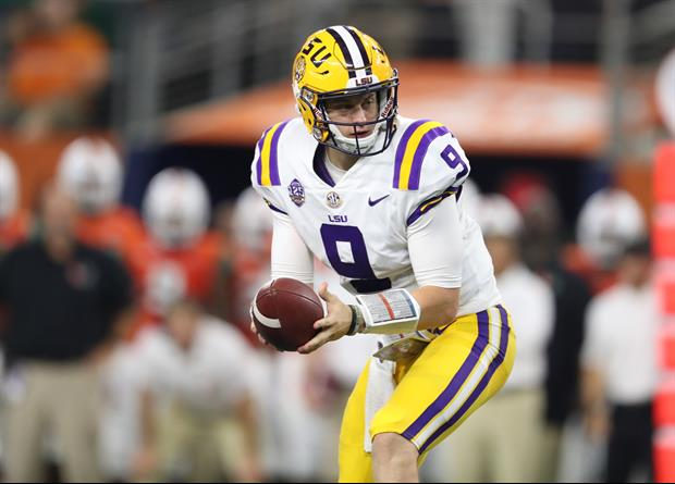 Joe Burrow Joined Kirk Herbstreit s Podcast This Week 7451ab3f3