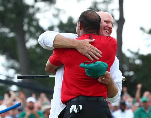 Tiger Woods' Caddie Joe LaCava Takes You Through The Masters With Tiger