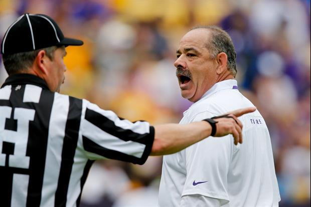John Chavis spoke with Kevin Sumlin minutes before LSU Bowl game.