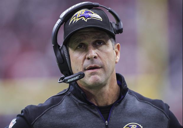 John Harbaugh And The Ravens Are Proposing This New Overtime Format