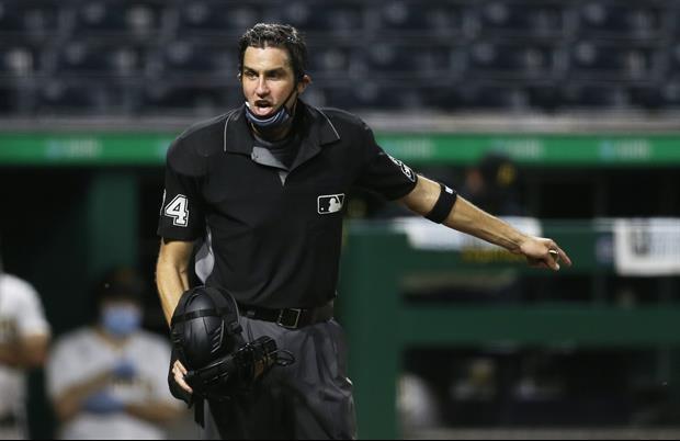 Scary moment As Yankees' Gerrit Coles Drills Ump In Face With 99 MPH Fastball