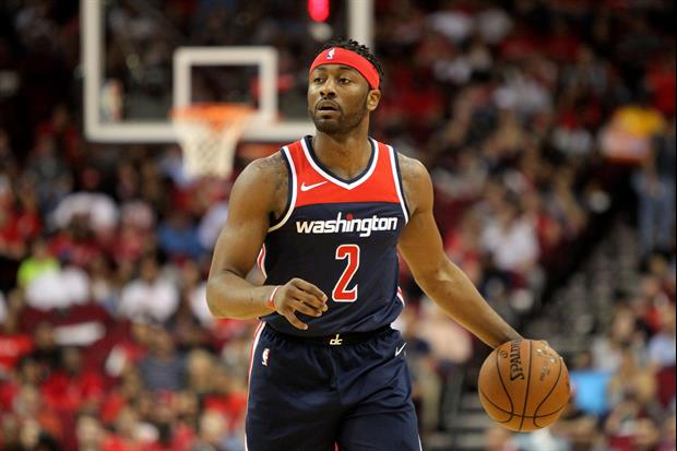 Wizards Star John Wall Plays Cards During His Entire ESPN Interview