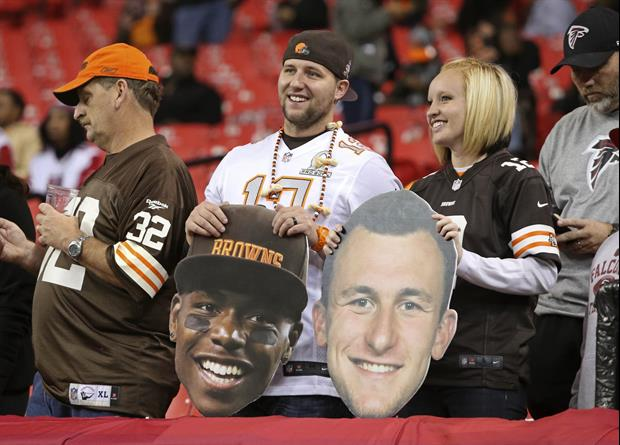 Browns Owner Sends Message To Manziel, Gordon After Friday Party