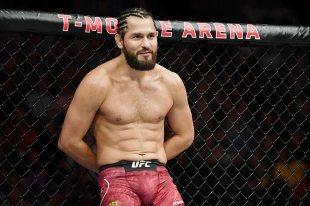 Jorge Masvidal Brought Fans Up To Fight Each Other During His Open Workout For UFC 244