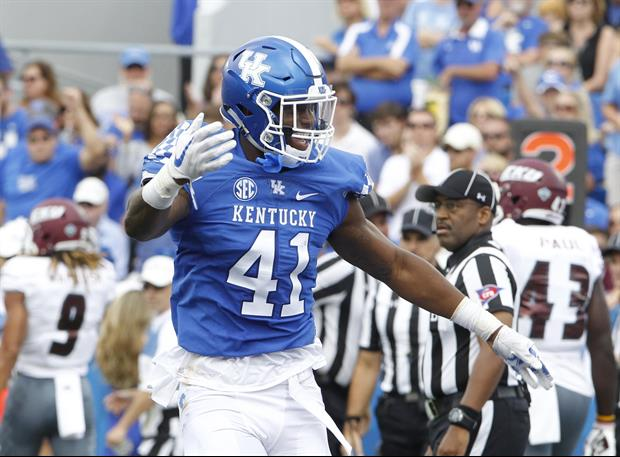The NFL Reportedly Made Kentucky Remove This Josh Allen Banner At Draft