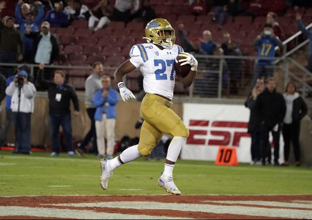Last Night's UCLA Vs. Stanford Game Was Empty, check out the pictures...