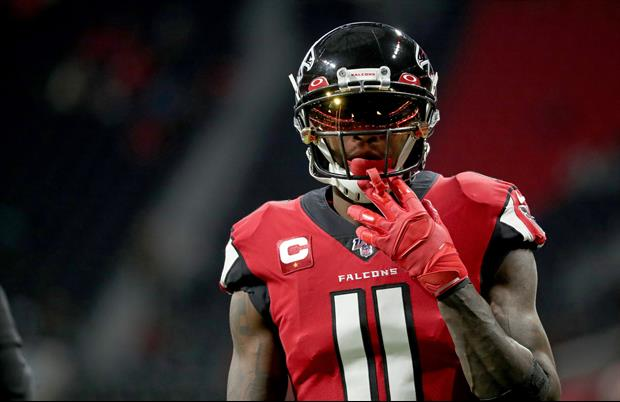 Who Does Falcons WR Julio Jones Think Is Best WR In The NFL?