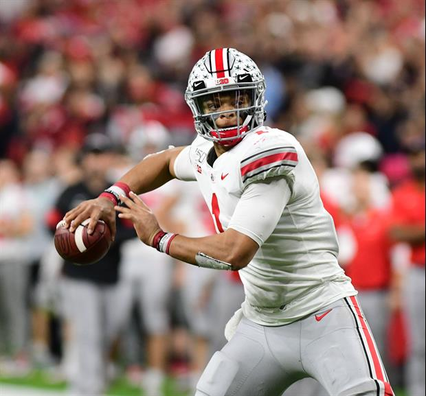 Ohio State QB Justin Fields Talks About Wanting To Go Back To Georgia After He Transferred