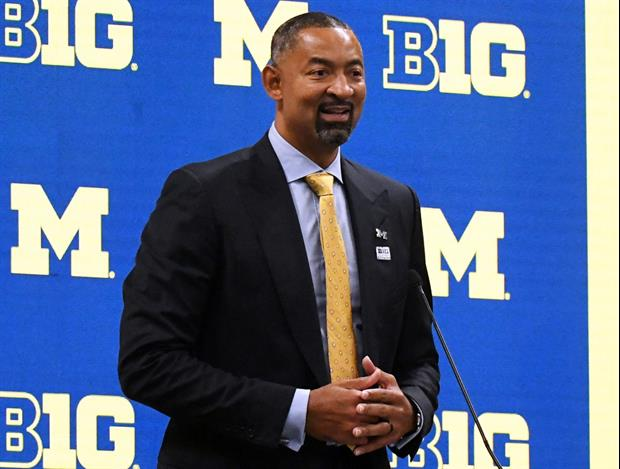 Juwan Howard's Son, Jett, Nearly Committed To Tennessee.