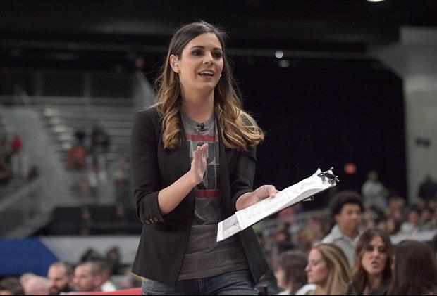 Katie Nolan Went Nuts When She Was Pranked On ESPN's 'Highly Questionable'
