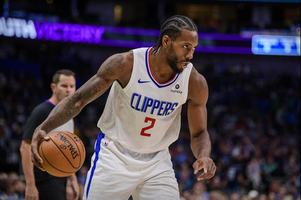 Don't Ask Clippers Star Kawhi Leonard What Christmas Eve Looks Like In His Household