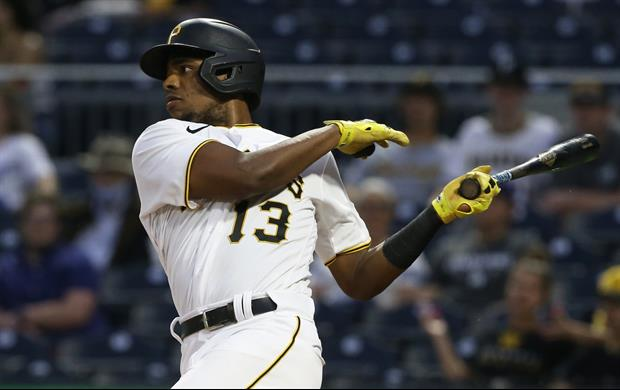 Watch Pirates 3B Ke'Bryan Hayes's Home Run Called Back For Not Stepping On First