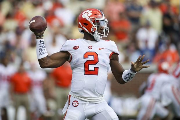 Former Clemson QB Kelly Bryant Announces Where He Is Transferring To, Missouri