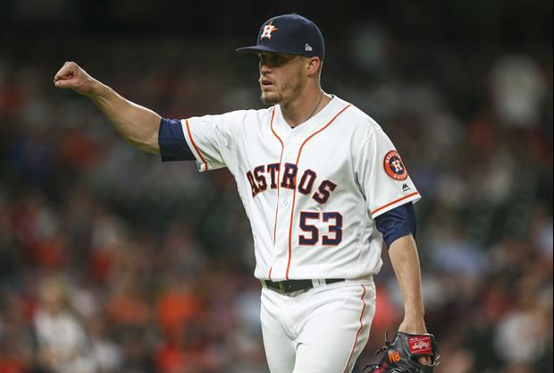 Former Astros Player Ken Giles Offers To Give Back His World Series Ring