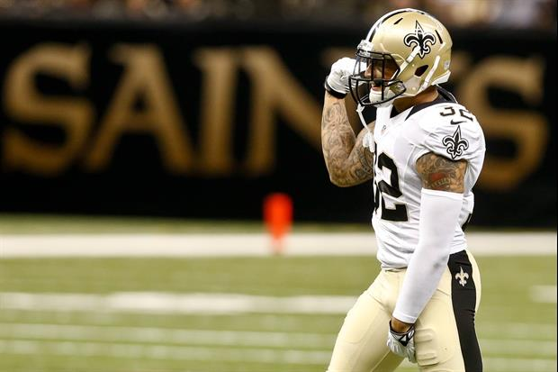 Kenny Vaccaro has been benched by the New Orleans Saints.