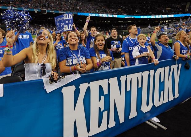 Kentucky's AD Telling Donors Football & Basketball Games To Be At 50% Capacity This Season