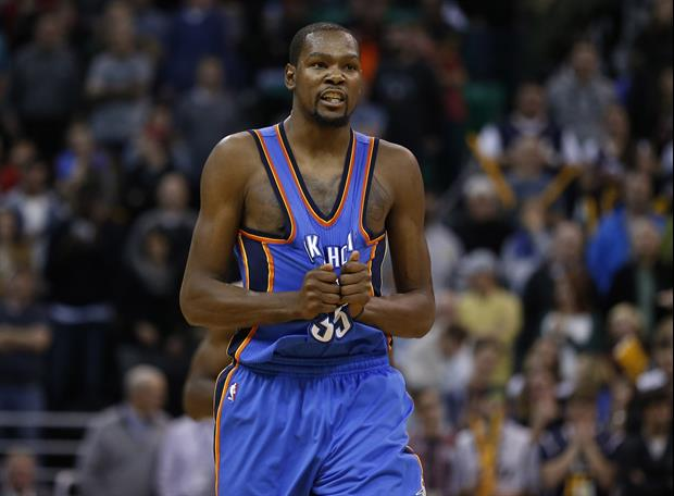 Dude Puts House For Sale By Coward Sign Outside Kevin Durant S