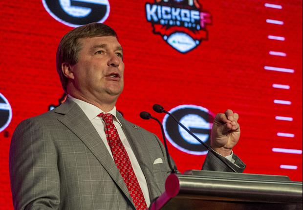 Georgia Head Coach Kirby Smart's Has Some New Thoughts On How To Beat Alabama