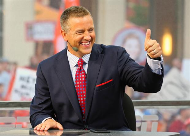 ESPN's Kirk Herbstreit reacts to the news of Mississippi State hiring Mike Leach as their new head c