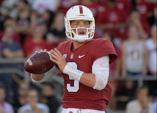 Stanford QB K.J. Costello Announces He's Transferring To Mississippi State