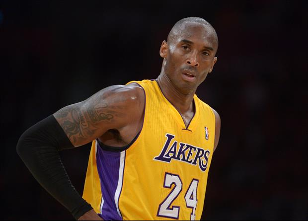 Kobe Bryant Has Trademarked A Phrase About Friendships & Titles
