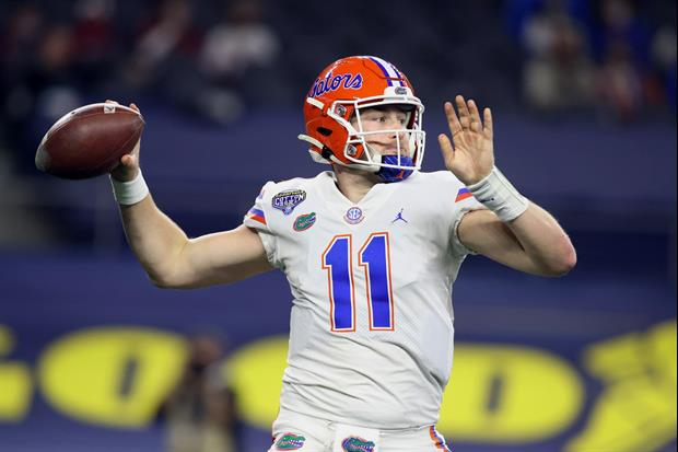 Florida QB Kyle Trask Says He Was Raised To 'Hate' This Major Program...TexasPare