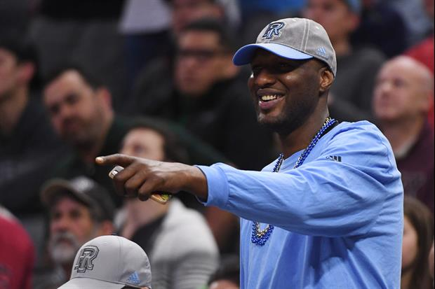 Highlights From Lamar Odom Vs. Aaron Carter Celebrity Boxing Match