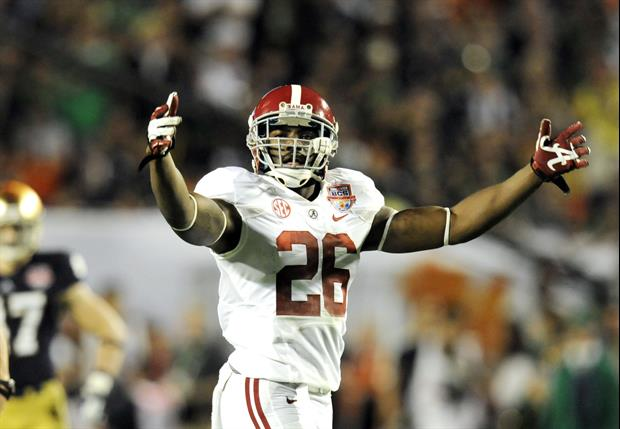 Alabama safety Landon Collins said he wants to go undefeated against LSU over his career.