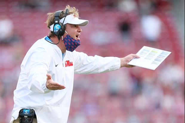 Lane Kiffin Went On A Twitter Tear After Getting Fined By The SEC