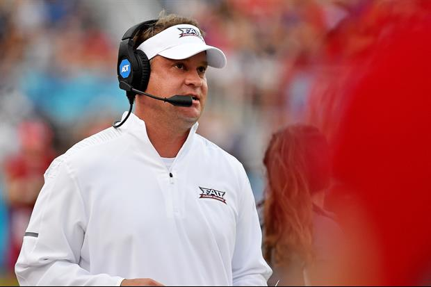 Lane Kiffin Trying To Recruit Girl In Viral Video Tossing Dudes Around To FAU