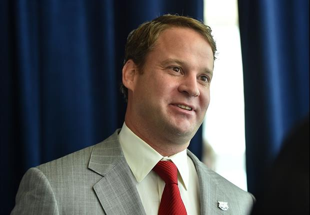 Lane Kiffin Continued To Troll Rival SEC Programs On Twitter Thursday