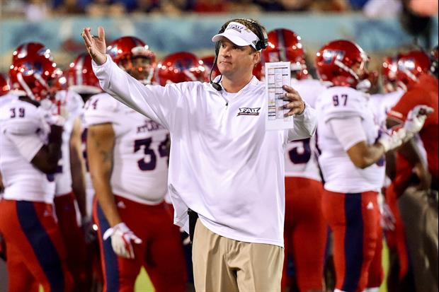 Conference USA Punishes Lane Kiffin For This Funny Referee tweet after losing to Marshall...