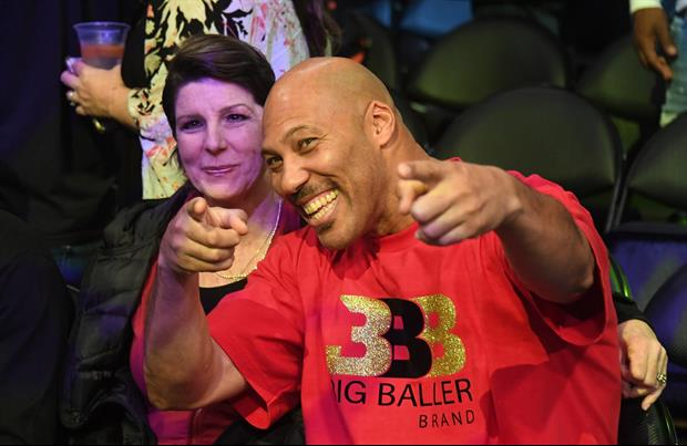 LeBron James is making Space Jam 2 if you already didn't know. And apparently, here's LaVar Ball's