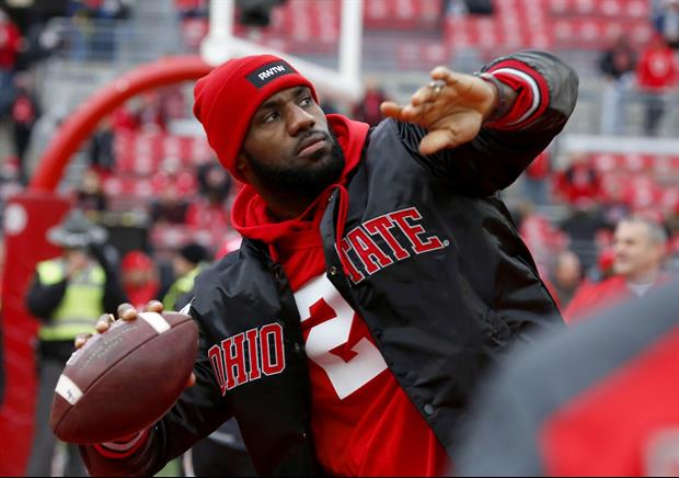 LeBron James Confirms These 2 NFL Teams Wanted Him To Try Out